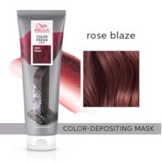 Wella Color Fresh Mask Rose
