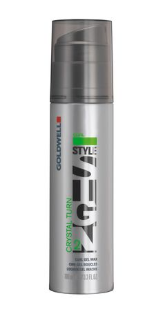 Goldwell straight style crystal turn curl gel wax