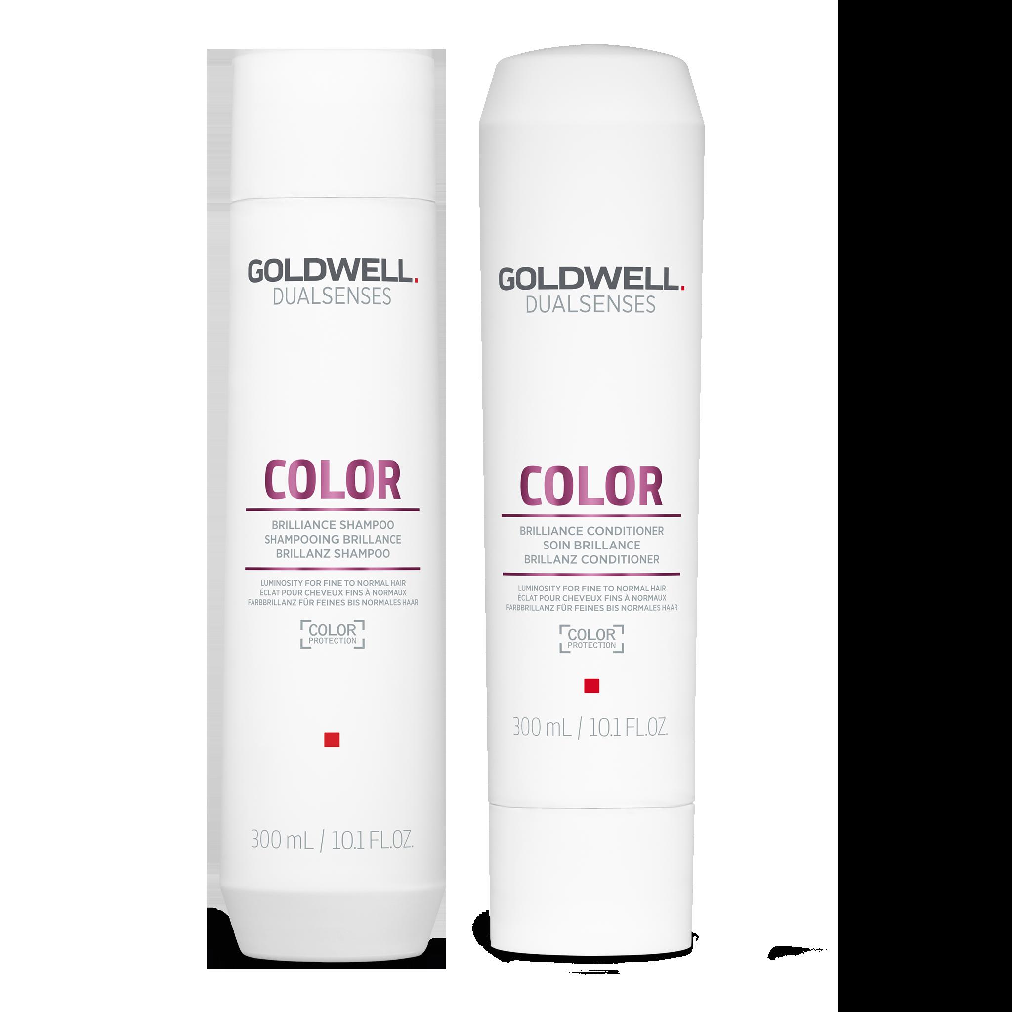 Goldwell Dualsenses Color Brilliance Shampoo & Conditioner 300ml