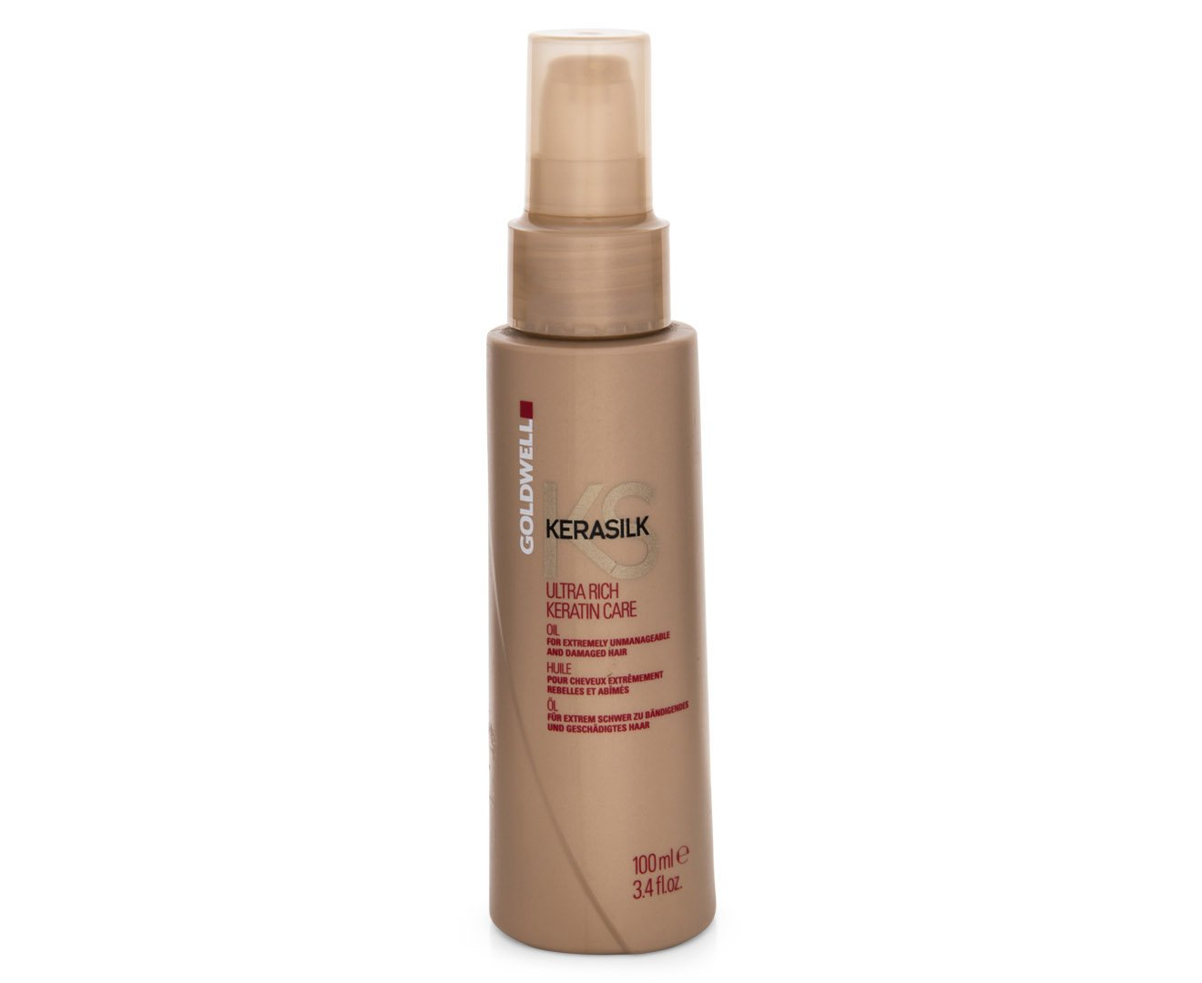 Goldwell Ultra Rich Keratin Care Oil