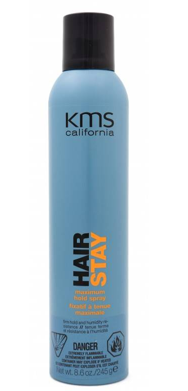 KMS California  Maximum Hold Spray