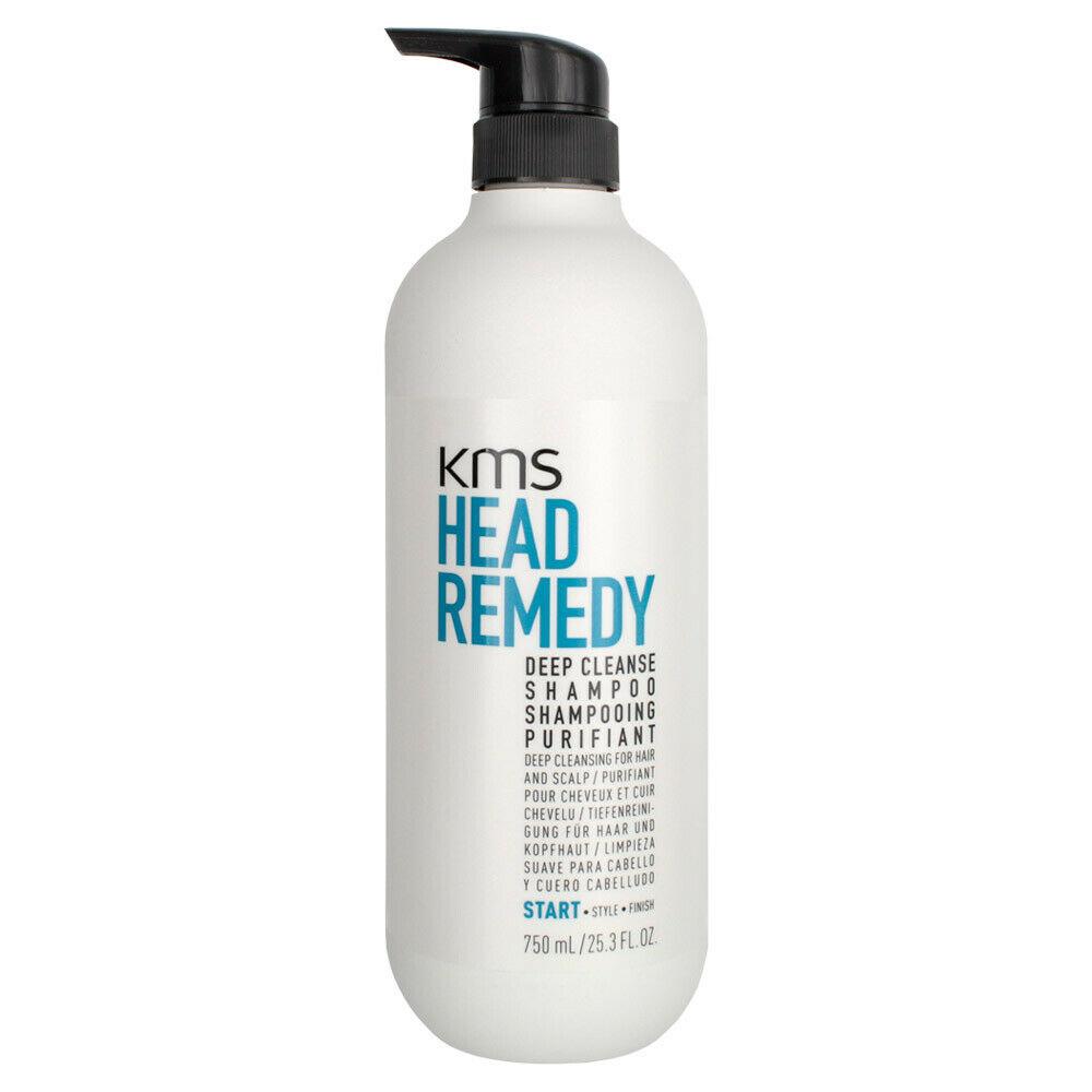 KMS Head Remedy Shampoo 750 ml
