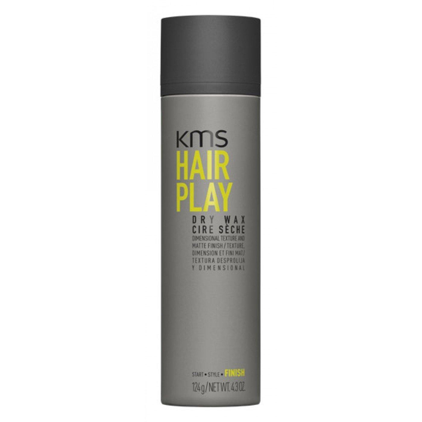 KMS HAIRPLAY Dry Wax